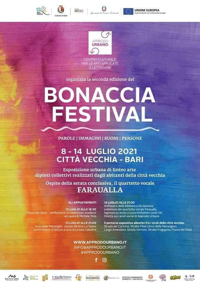 BONACCIA FESTIVAL 2021