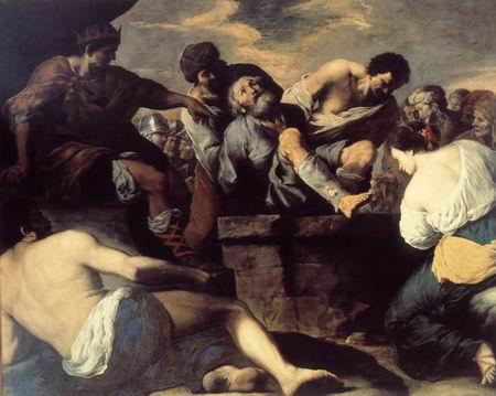 Francesco Fracanzano: pittore italiano di Monopoli del '600